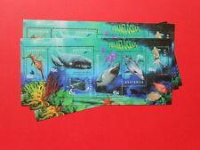 ## 1998 PLANET OCEAN - AUSTRALIA MINI STAMP SHEET