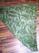antiguo Camuflaje Plano de triángulo Astilla Plana Lona de tienda WK II Ejército
