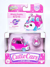 Shopkins Cutie Cars QT2-10 Wheely Sneaky Series 2 New