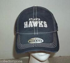NEW - NBA - ATLANTA HAWKS - ADJUSTABLE HAT -  POINT AND REYES - WOMENS