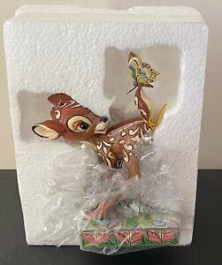 Disney Traditions  Jim Shore - Bambi Wonder of Spring