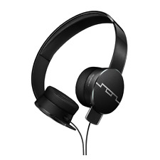 Sol Republic Tracks HD2 Black High Definition Headphones Headset Mic for iPhone