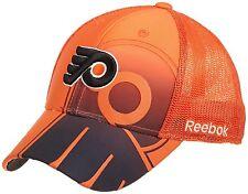 Philadelphia Flyers NHL Hockey Reebok Eishockey Flexfit Cap Kappe NEU Size S/M
