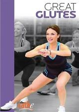CATHE FRIEDRICH GREAT GLUTES TONING DVD NEW SEALED WORKOUT EXERCISE