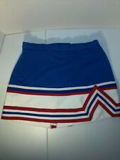 Real Cheerleading Skirt. Size Small. 27in. Waist. 13in Long. Make a Grea Costume