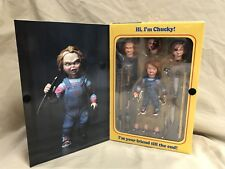 Good Gus Child's Play 2 Chucky Doll Action Figure NECA Reel Toys New