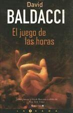 Juego de las Horas, El (Spanish Edition) by David Baldacci in Used - Very Good