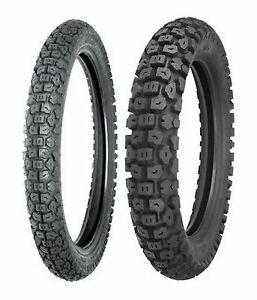 Rear Tyre Yamaha DT 100 A-F 76-85 Cheng Shin C858 Premium Trail 300//-18 48N