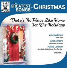 NEW Greatest Song Christmas: There No Place Like Home for the holiday'S Audio CD