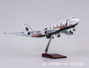 1:150 GeminijetsThai Airways Boeing 747-400 47cm Passanger Plane Display Toy