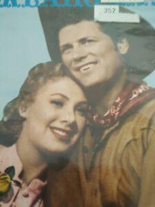 Rodgers & Hammerstein Oklahoma VHS Video Tape Hi-Fi stereo Gordon Macrae 1955
