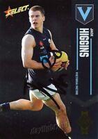 ✺Signed✺ 2017 RICHMOND TIGERS AFL Premiers Card JACK HIGGINS Future Force