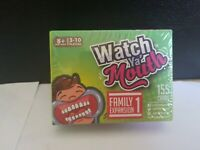 Watch Ya' Mouth Family Expansion 1 - 155 Card Game Pack - NEW - Free Shipping!