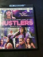 Hustlers [New 4K UHD Blu-ray] With Blu-Ray, 4K Mastering( DC: may not work)