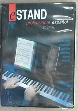 eStand Professional Software - Español Inglés - ElectronicMusicStand Partituras