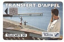 France - Carte publique F275 - Transfert d'appel 2 GEMnickel 06/92  - usagée