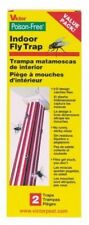 Victor M507 Indoor Fly Trap, 1 pack, 2 Traps, New, Free Ship
