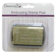 Dovecraft Super Sticky Clear Embossing Stamp Pad DCBS62