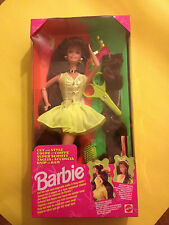BARBIE 1995 CUT AND STYLE ( BRUNETTE ) REF.12643 NRFB
