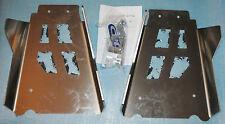 protection de triangle arrière Aluminium CRD SSV CF MOTO Z-FORCE 800 6711Q