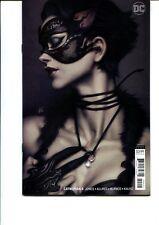 CAT-WOMAN #4 (ARTGERM VARIANT COVER) VF+ FIRST PRINT
