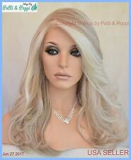 Limelight  Lace Front Monotop  Wig   *Color Biscuit Sexy Blond *GORGEOUS