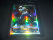 2013 TOPPS CHROME FOOTBALL-#51-ANTONIO GATES-CHARGERS-REFRACTOR