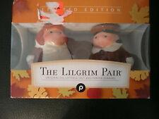 Publixs The Pilgrim and Lilgrim salt and pepper shakers