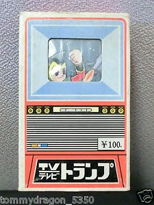 """Windmill KOIDE  60's Anime """"Prince Planet"""" Playing Card Vintage New Old Stock"""