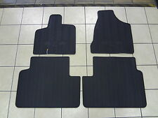 11-13 Chrysler Town & Country Floor Slush Mats Stow 'n Go Mopar Factory Oem