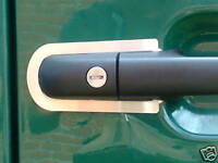 Fits Mercedes Vito security,theft,break in,lock,handle,key,damage 638 NEXT DAY