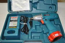 Makita 6911HDWA 1/2-Inch 12-Volt Ni-Cad Cordless Impact Wrench Made in Japan