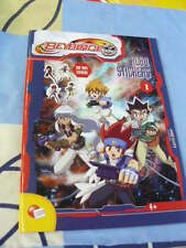 Beyblade albo stickers 2 Con adesivi stickers