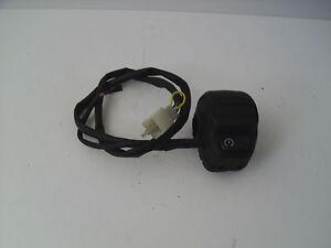 Gilera DNA 50 right hand handlebar switch