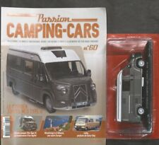 CAMPING CAR  1/43 N° 60  LE CITROEN  JUMPER NEO TYPE H