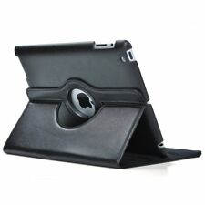 Media Armor - 360 Degrees Rotating Stand Leather Smart Cover Case for iPad 2/3/4