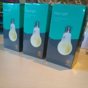 3x Hive Light Bundle Brand New Sealed IMMACULATE CONDITION Next-Day Dispatch