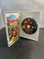 Nintendo Donkey Kong Country Returns [Nintendo Wii, 2010] Complete CIB