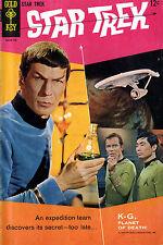 GOLD KEY STAR TREK COMICS #1-61 ON DVD FULL RUN SILVER AGE SCI-FI 1967-1979