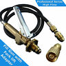 LPG Filler/Decanting Gun & Hose with Fork lift Cylinder adapter
