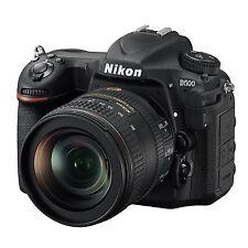 Nikon D500 Kit w/16-80mm F/2.8-4E ED VR & FREE 64GB SDXC *NEW*