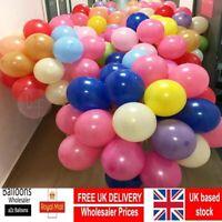 "5"" INCH small latex balloons party birthday 100 PCS wedding decoration Baloons U"