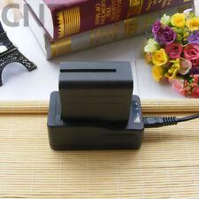 Battery rapid Charger for Sony L Series DCRVX2100 HDRFX1 HDRFX7 HD1000U HVRZ1U
