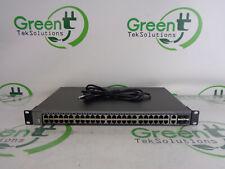 Netgear GSM7248V2H2 ProSafe M4100-50G 50-Port Gigabit L2+ Managed Switch w/ Ears