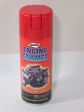 Aervoe 550 Engine Enamel Paint Ford Red 12 Oz Can