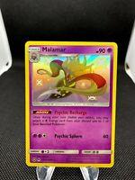 Malamar SV18/SV94 Hidden Fates Shiny Vault Shining Holo Rare Pokemon Card TCG NM