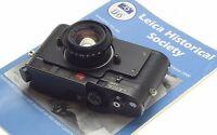 LEICA POST M6 BLACK 1 of 8 PRODUCED 1:2/35mm SUMMICRON-M FIXED CAMERA MEGA RARE