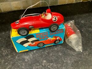 Clifford Series Hong Kong Plastic B.R.M. Racing Car Boxed