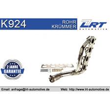 Krümmer Abgasanlage - LRT K924