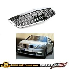 S65 S63 S-Class Gloss Chrome grille S550 S350 S600 2010 2011 2012 2013 W221